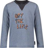 Noppies Jongens T-shirt Taam  - Indigo blue - Maat 86