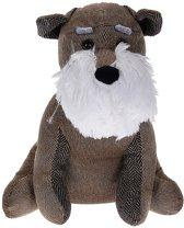 Deurstopper Hond (bruin)