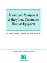 maintenance fundamentals mobley r keith
