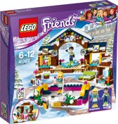 LEGO Friends Wintersport IJsbaan - 41322