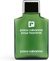 MULTI BUNDEL 2 stuks Paco Rabanne Pour Homme Eau De Toilette Spray 200ml