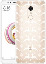 Xiaomi Redmi 5 Plus Hoesje Oh Deer