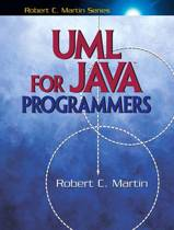 UML for Java (TM) Programmers