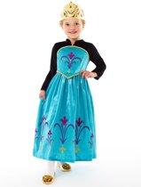 Elsa jurk kroningsdag - maat 104/116