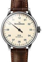 MeisterSinger Mod. AM903 - Horloge