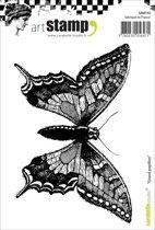 Carabelle Stamp Grote Vlinder