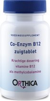Orthica - Co-enzym b12 - 60 Zuigtabletten - Voedingssupplement