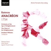Rameau: Anacr??On (1754)