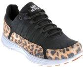 Supra Owen Heren Sneaker Cheetah Zwart Maat 48,5