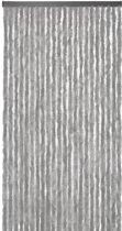 Wicotex Horgordijn - Vliegengordijn - 90x220 cm - Grijs