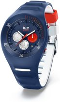 Ice-Watch IW014948 Horloge - Siliconen - Blauw - Ø49mm