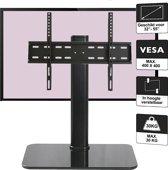 """TV-beugel met basis 400x400 mm 23"""" - 55"""" - Luxe TV standaard"""