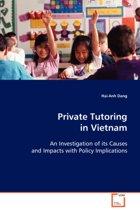 Private Tutoring in Vietnam