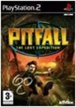 Pitfall Harry - The lost expedition