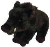 Nicotoy Everzwijn - Knuffel - 24 cm