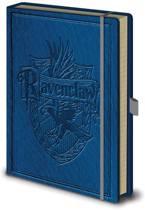 Harry Potter Premium Notitieboek - Ravenclaw