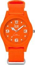 Ice-Watch ICE slim nature IW01647 horloge - Nylon - Oranje - Ø 36 mm