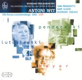 Antoni Wit Conducts Penderecki, Lutoslawski, Meyer