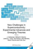 New Challenges in Superconductivity