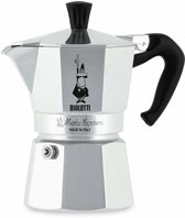 Bialetti Moka Express Percolator - 200 ml - 3 kops