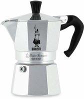 Bialetti Moka Express Espresso Machine - 3 kops