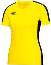 Jako Striker Indoor Shirt Dames - Shirts  - geel - 34