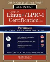 CompTIA Linux+ /LPIC-1 Certification All-in-One Exam Guide, Premium Second Edition with Online Practice Labs (Exams LX0-103 & LX0-104/101-400 & 102-400)