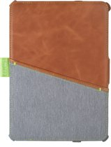 Gecko Apple iPad 9.7 inch (2017/2018) Limited Cover - Bruin/Grijs