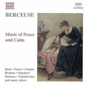 Berceuse: Music Of Peace &Calm