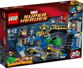 LEGO Super Heroes Hulk Slooppartij - 76018