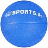 ScSPORTS® Medicine Bal blauw 8 kg