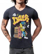 LIGER - Limited Edition van 360 stuks - Hiphop -T-Shirt - Maat L