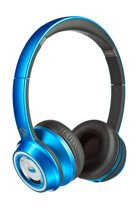Monster NTune HD On-Ear blauw