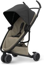 Quinny Zapp Flex Buggy - Black on Sand