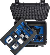 B&W 3000/B/GOPRO4 cameratassen en rugzakken Hard case Zwart