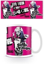 SUICIDE SQUAD BAD GIRL Mugs