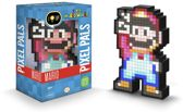 Pixel Pals - Lichtfiguur - 16 Bit Mario