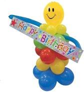 Pegaso Ballon-decoratie Set Happy Birthday