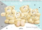 Familieplanner 2019 - Forever Friends (30cm x 21cm)