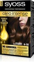 SYOSS Color Oleo Intense 4-18 Mokkabruin Haarverf - 1 stuk