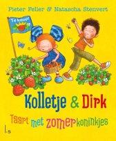 Kolletje & Dirk - Taart met zomerkoninkjes