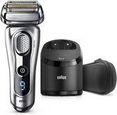 Braun Series 9 9290cc Wet&Dry Folie Trimmer Zilver