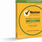 Norton Security Standaard 2019 1 Apparaat | 1 Jaar
