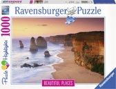 Ravensburger puzzel Great Ocean Road Australië - legpuzzel - 1000 stukjes