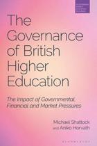 The Governance of British Higher Education