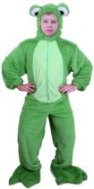 Carnaval kostuum  Kikker pluche kind mt 104