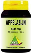 Appelazijn 500 Mg Afslankpillen