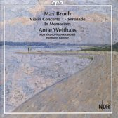 Complete Works For Violin & Orchest