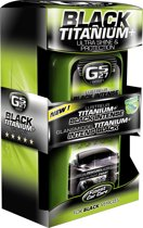 GS27 | GS27 CL160250 Glansmiddel               Titanium+ Intens Black 500ml