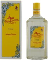 MULTI BUNDEL 2 stuks - Alvarez Gomez - ALVAREZ GOMEZ - eau de cologne - concentrated 750 ml